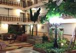 Hôtel Clanton - Alabama Hotel-2