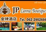 Hôtel Chang Khlan - Chiang Mai Jp Boutique Hotel-3