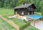 Location vacances Eben im Pongau - Ferienhaus Waldheim-4