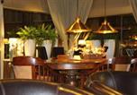 Hôtel Nordhorn - Hotel Restaurant Van der Maas-4