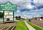 Hôtel Escanaba - Mountain Host Motor Inn-2