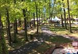 Camping avec Site nature Neuvic - Camping Le Plein Air Neuvicois-3