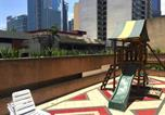 Location vacances Makati City - Bright One-Bedroom Apartment Next To Greenbelt-3