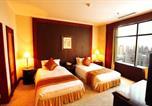 Hôtel Dalian - Central Plaza Hotel Dalian-4
