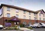 Hôtel Belton - Premier Inn Grantham-3