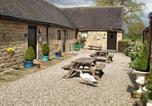Location vacances Darley Dale - The Gate House Barn-3