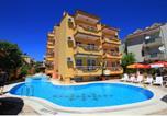 Hôtel Marmaris - Murat Selcuk Apart Hotel-1