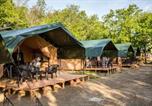 Camping Aalsmeer - Safari tent at Chaletpark Holiday-3