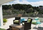 Location vacances Les Pennes-Mirabeau - Appart Clos des Pins-3