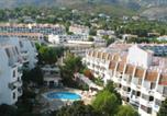Location vacances Alcossebre - Residence Eurhostal