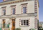 Location vacances Monthodon - Holiday Home Ruille Sur Le Loir Rue De L'Abbe Dujarie-2