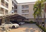 Hôtel Ban Rai - Baanbudsarin Apartment-2