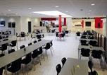 Hôtel Christiansfeld - Kolding Sportel-4