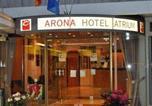 Hôtel Rüsselsheim - Arona Hotel Atrium-1
