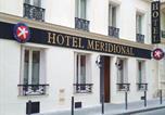Hôtel Clichy - Meridional-1