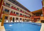 Hôtel Zihuatanejo - Hotel Purepechas-1