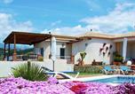 Location vacances Arenas - El Pajarero-4
