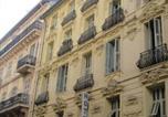 Hôtel Nice - Hôtel du Petit Louvre-4