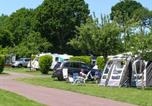 Camping avec WIFI Grandcamp-Maisy - Airotel Camping Etang des Haizes-3