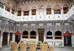 Hôtel Mandawa - Singhasan Haveli Mandawa (Heritage Property)-1
