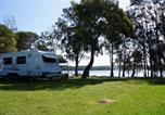 Villages vacances Batemans Bay - Big4 Wallaga Lake Holiday Park-1