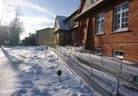 Hôtel Bielsk Podlaski - Centrum Turystyczno- Rehabilitacyjne-3
