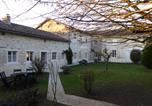 Hôtel Brigueuil - La Boulangeraie-4