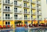 Hôtel Palm Coast - Hilton Garden Inn Daytona Beach Oceanfront-2