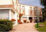 Hôtel Fontenoy-le-Château - Hotel Fleur de Canne-2