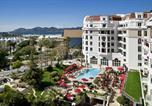 Hôtel 5 étoiles Cannes - Hôtel Barrière Le Majestic-3