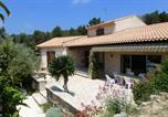 Location vacances Cuges-les-Pins - Homerez – Villa Impasse des Camegiers-3