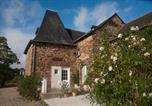 Hôtel Montfort-sur-Meu - Manoir La Haie Chapeau-3