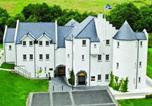 Hôtel Falkirk - Glenskirlie House And Castle-1