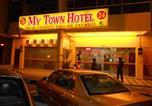 Hôtel Gerik - My Town Hotel-2
