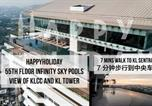 Location vacances Kuala Lumpur - The Sentral Residences by happyholiday (Sr1)-1