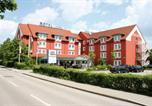 Hôtel Untermeitingen - Hotel Ara-3