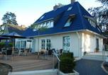 Hôtel Timmendorfer Strand - Strandhotel Steinhoff-1