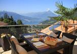 Location vacances Beatenberg - Swiss Mountain View Apartment-3