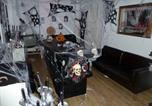 Hôtel El Burgo Ranero - Hostal Ruta del Terror 666-1