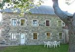 Hôtel Le Roux - L'arbrassous-3