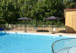 Camping avec Site nature Tonnerre - Camping Vert Auxois-1