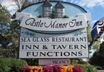 Hôtel Gloucester - Castle Manor Inn - Motel