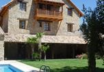 Hôtel Tuéjar - Tierras de Moya-1
