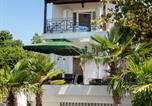 Location vacances Nea Kallikratia - Sea Side Villa-3