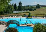Camping avec Piscine Huanne-Montmartin - Camping Domaine des Bans-1