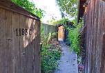 Location vacances Arcata - Magic Garden Home in Arcata-4