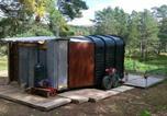 Camping Royaume-Uni - The Prancing Pony Wild Glamping Pod-1