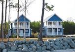 Location vacances Greenville - Neuse Village Cottage #7-1