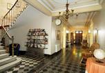 Hôtel Moussan - Les Volets Bleus-4