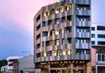 Hôtel Pulau Pinang - Tido Penang Hostel-1